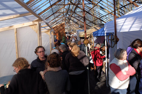 Christmas Market at Michler's