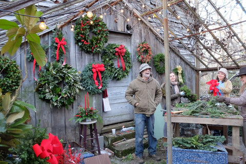 Michler's Wreath Team
