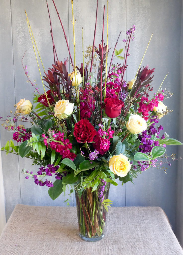 Abbotsford Flower Arrangement in Lexington, KY by Michler's Florist