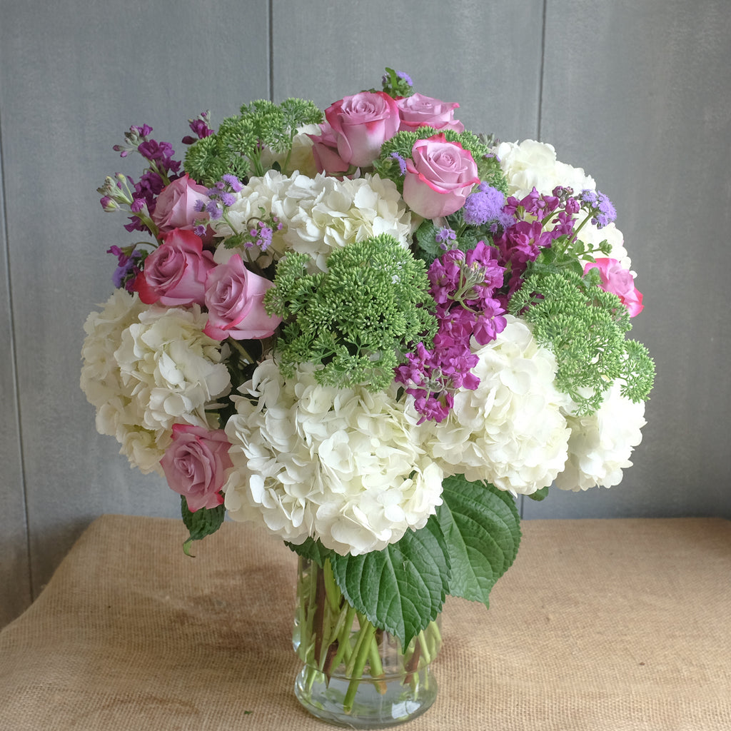 Flower bouquet by Michler Florist
