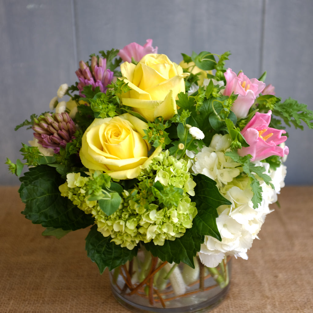 Flower bouquet by Michlers Florist,