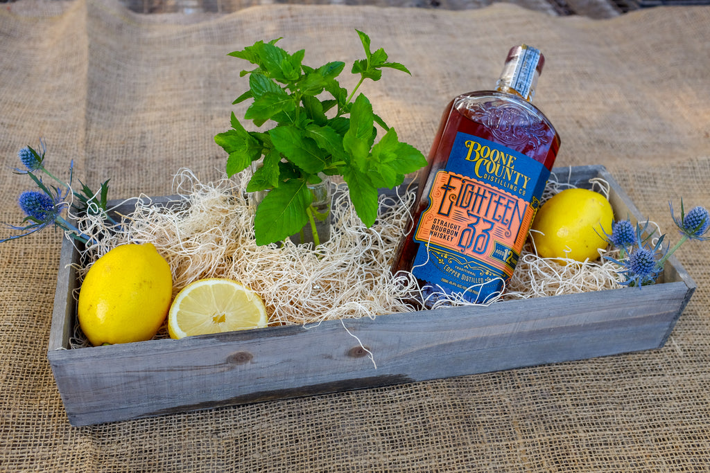 Whiskey Sour Gift Crate