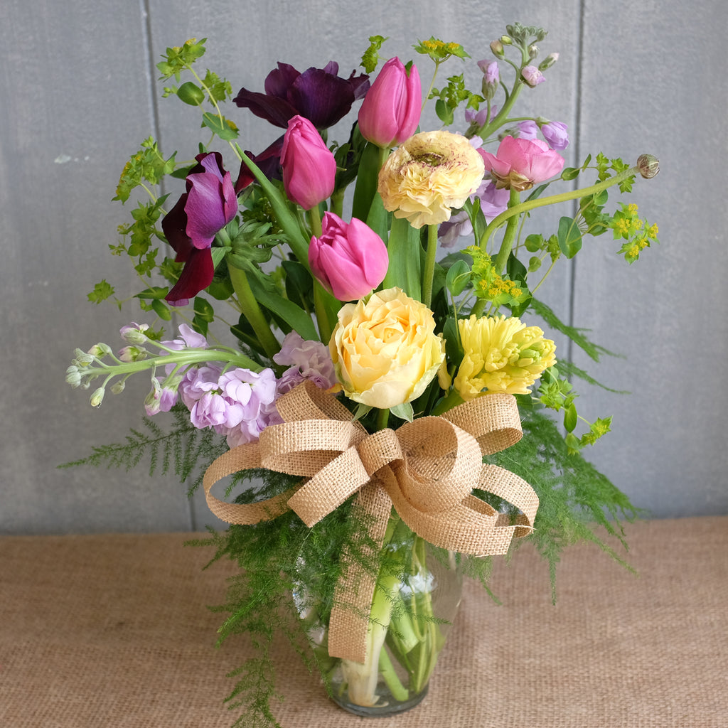 Bright and cheerful Spring Bouquet