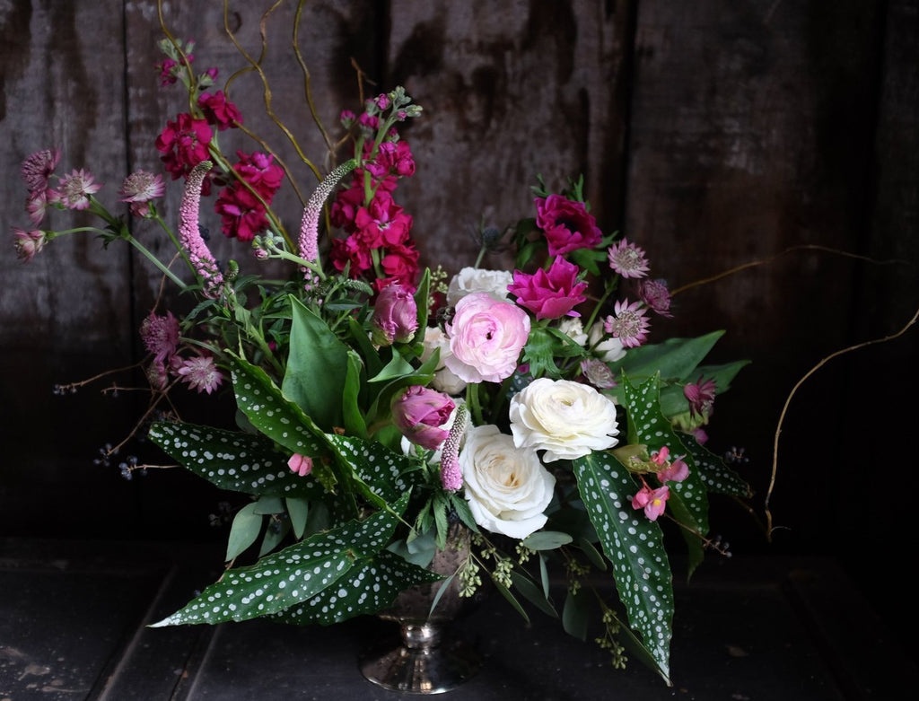 Naturalistic bouquet of Seasonal Prestige Flowers