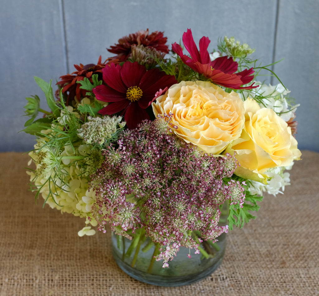 Flower bouquet by Michler Florist, Lexington Kentucky.