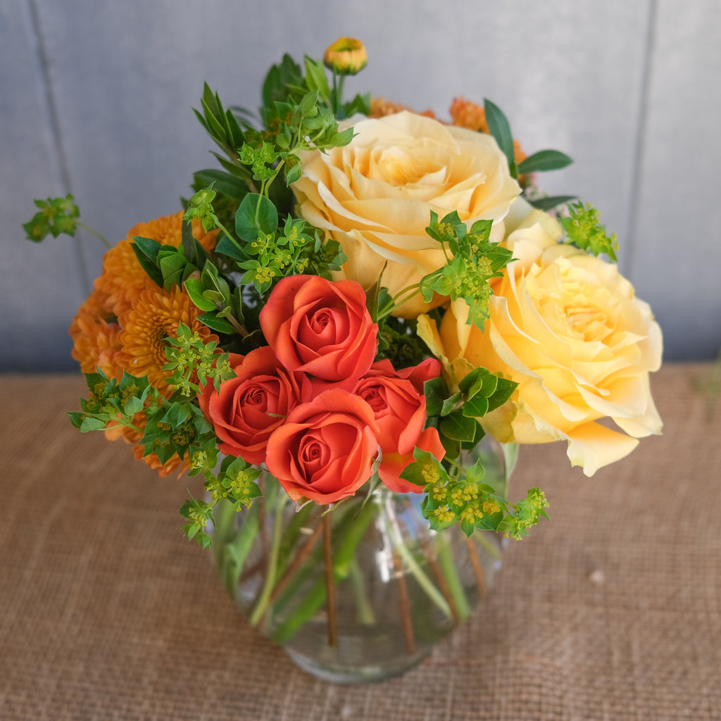 Flower bouquet by Michler Florist, Lexingotn KY.