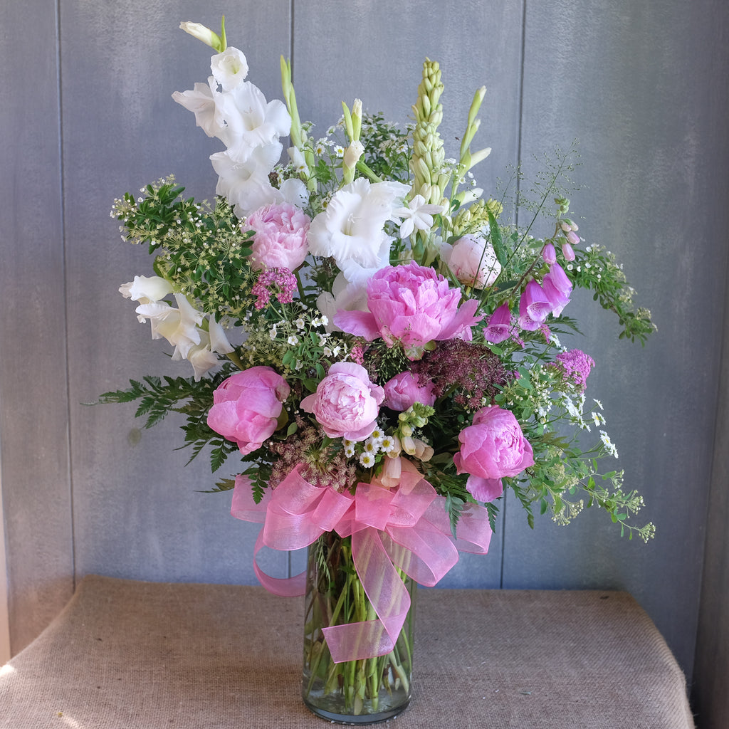 Flower bouquet by Michler Florist, Lexington KY