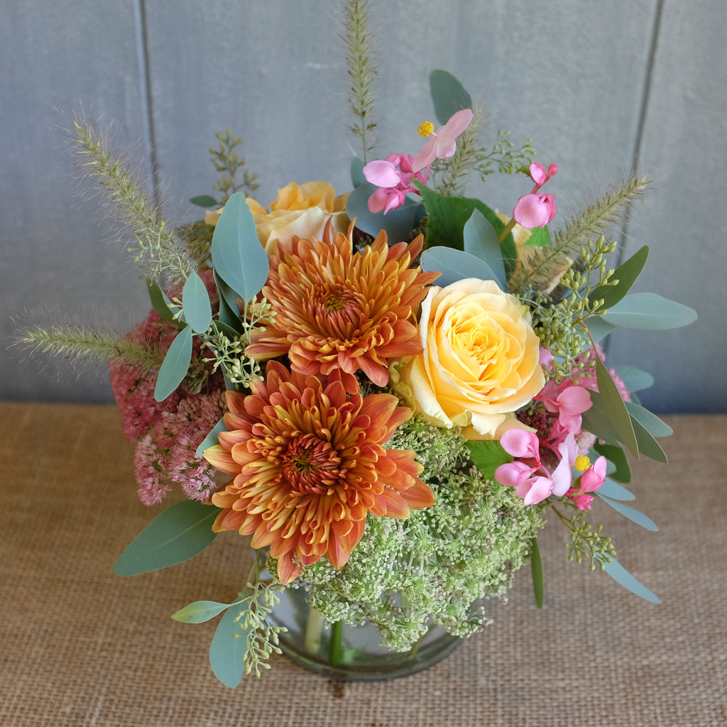 Flowers by Michler Florist.