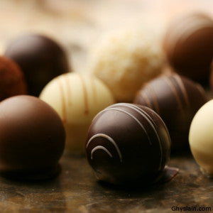Chocolate Truffles (10 Count)