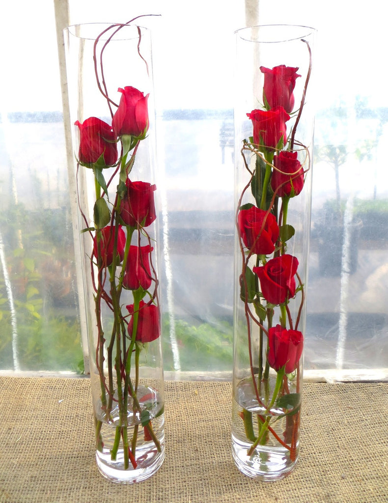 Flute of Roses