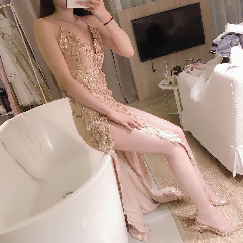 Golden Tribe Dress