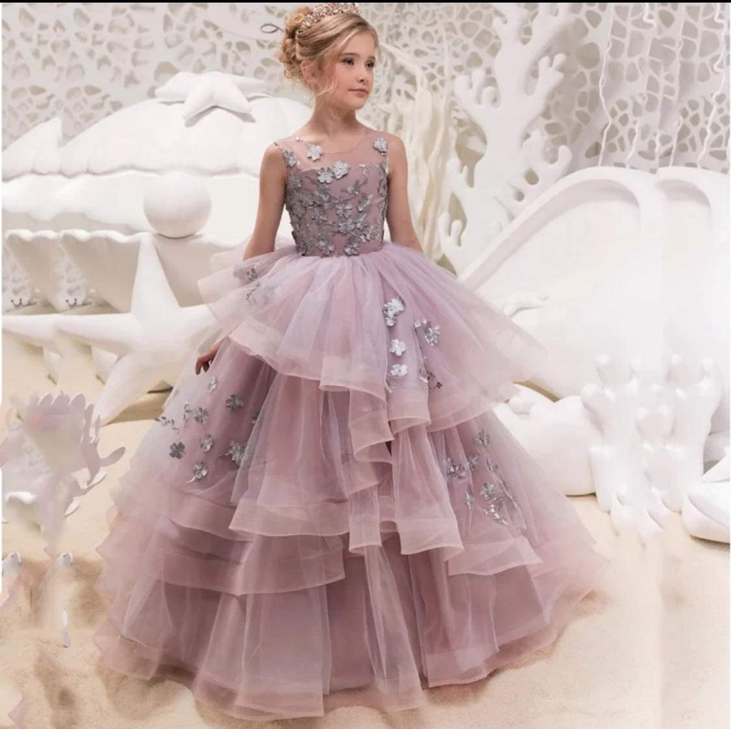 Puffy Tulle Dress