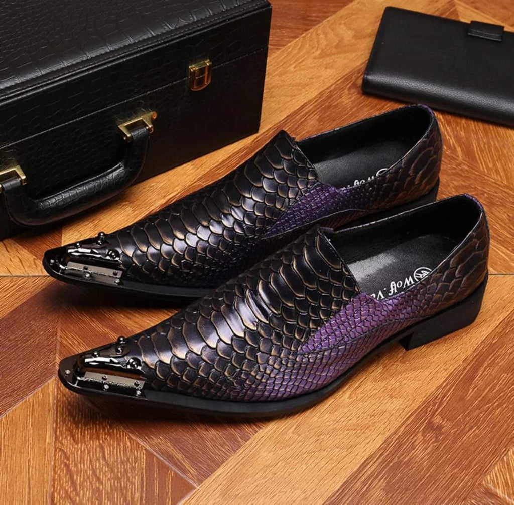Pointed Toe Formal Dress Shoes