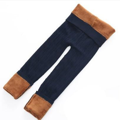 Children Warm Winter Leggings