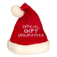Official Gift Unwrapper Hat
