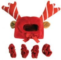 Christmas Cheer Reindeer Outfit