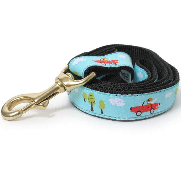 """Dapper Dog Driving Convertible"" Harnesses, Leads, Collars"