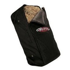 Weaver Leather ROLLING HAY BALE BAG,6-WHL,BK