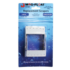 Gulfstream Tropical Aq. Replacement Scraper Blades for Mag-Float 400-2 pk.