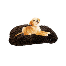Kole KI-OF795 Cozy Faux Fur Pet Bed, One Size