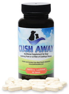 Best Friends Cush Away - Cushing's Disease All Natural Nutritional Supplement
