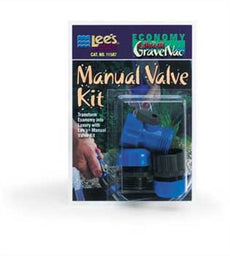 Lee's GravelVac Manual Valve Kit