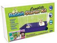 Ware Manufacturing Home Sweet Home FM Browns Rabbit Cage Starter Kit