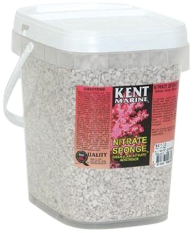 Kent Marine Nitrogen Sponge for Aquariums 7-Pound Standard Packaging
