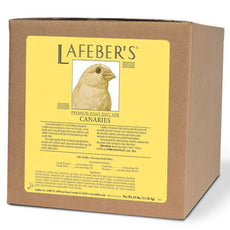 LAFEBER'S Canary Premium Daily Diet 25 lb