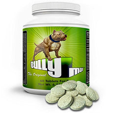 Bully Max Dog Muscle Vitamin/supplement 60 Count 1 Pack