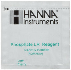 Hanna Instruments HI 713-25 Reagents Phosphate for HI 713 Checker HC (Pack of 25)