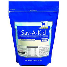 milk products llc 01-7418-0217 Sav-A-Kid, 8 LB, Milk Replacer