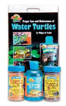 Zoo Med Aquatic Turtle Starter Kit for Hatchlings