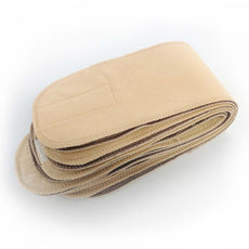 "(8-Pack) EZwhelp Belly Band/Wrap Tan XL: Waist between 23"" and 27"""