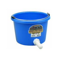 LITTLE GIANT CP8 Blue Calf Pail