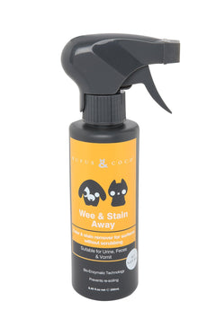 Rufus & Coco Wee & Stain Away Pet Odor Remover, 8.45 fl. oz.