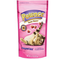 Pounce Crunchy Treats - Tuna - 2.1 oz
