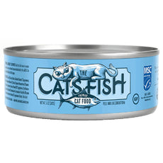 The Cat's Fish Premium MSC Pole & Line Tuna Cat Food Formula 12x 5 oz Cans