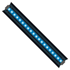 WavePoint 20-watt Super Blue Photon Energy LED High Output Light Strip for Aquarium, 24-Inch