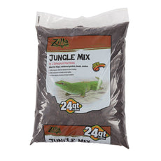 Zilla Jungle Mix Standard Packaging 24-Quart