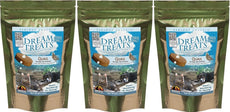Wysong (3 Pack) Dream Treats Quail - For Dogs/Cats/Ferrets - Raw Food - 4.9 Ounce Bags