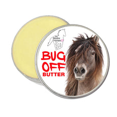 The Blissful Horses 0.50 oz Bug Off Butter All Natural Bug Deterent for Your Horse Tube 4-Ounce