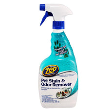ZEP Commercial PET Stain & Odor Remover Oxy Formula 32 oz. 32 oz.