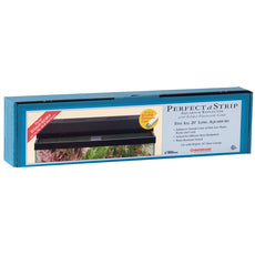 Perfecto Manufacturing APF28202 Marineland Fluorescent Replacement Strip Light for Aquarium, 20-Inch, Black