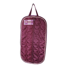 Kensington KPP Roustabout Halter/Bridle Carry Bags Plum Ice Plaid