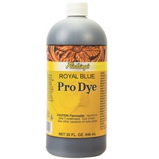 Fiebing Royal Blue 32oz Professional Oil Leather Dye