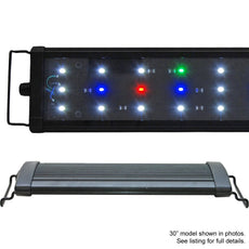 BeamsWork EA Timer FSPEC LED Aquarium Light Freshwwater Plant Extendable 60cm - 24""