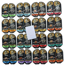 SHEBA Perfect Portions HUGE Variety Pack, 16 Different Flavors
