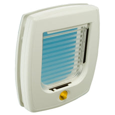 Ferplast Cat and Dog Flap Swing 3 White