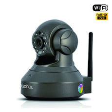 CosCool IP Camera 720P Wireless,Wifi Surveillance Camera Network IP Security Cam,Built-in Microphone,Two Way Audio,Onekey Wifi Fast Setting,Night Vision,ONIVF,Pan/Tilt Movement Baby/Pet Video Monitor